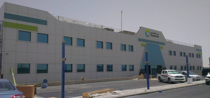 ALSHOAIBI OIL & GAS PARK ( FOR ARAMCO )